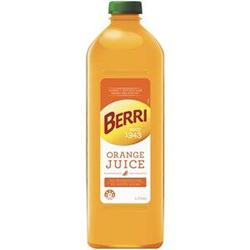 Berri orange juice thumbnail