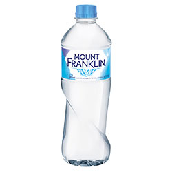Mt. Franklin mineral water thumbnail
