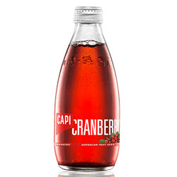 Capi fruit soda - 250ml thumbnail