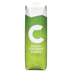 Charlies coconut water - 330ml thumbnail