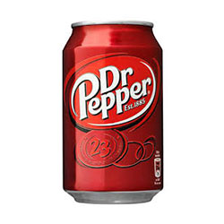 Dr Pepper - 355ml thumbnail