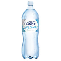 Mount Franklin sparkling water - 1.25L thumbnail
