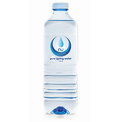 Spring water - Nu pure - 600ml thumbnail