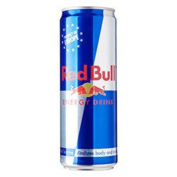 Red bull - 250ml thumbnail
