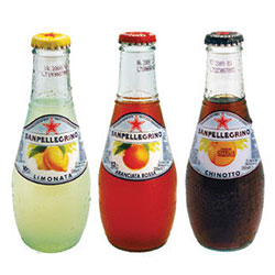 San Pellegrino sparkling flavoured water - 250ml thumbnail