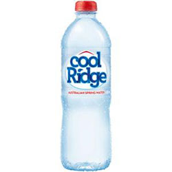Cool ridge mineral water - 600ml thumbnail