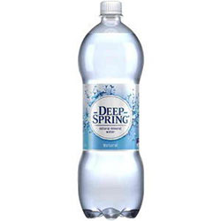 Deep Spring sparkling mineral water - 500ml thumbnail