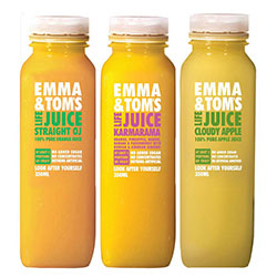 Juice - Emma and Toms - 350ml thumbnail