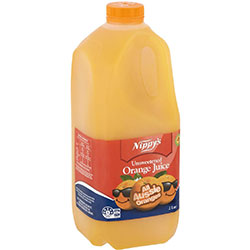 Nippys Orange Juice - 2L thumbnail