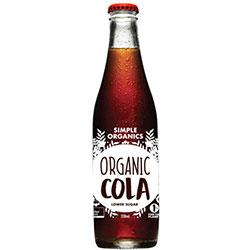 Organic cola - 330ml thumbnail