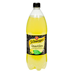 Schweppes flavoured mineral water - 375 ml thumbnail