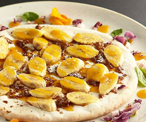 Caramelised banana thumbnail