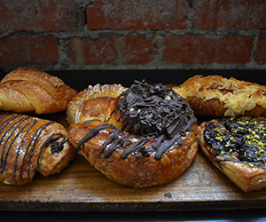 Danish and croissant platter thumbnail