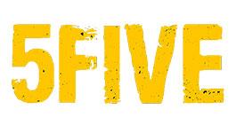 5Five Cafe logo