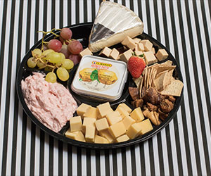 Cheese and dips platter thumbnail