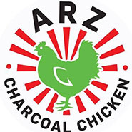 ARZ Charcoal Chicken logo