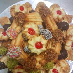 Mixed sweet platter thumbnail