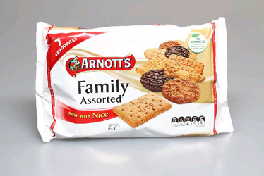 Arnotts sweet biscuit - assorted - catering pack thumbnail
