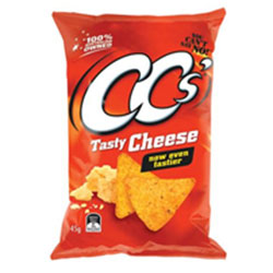 Tasty cheese CCs - 45g thumbnail
