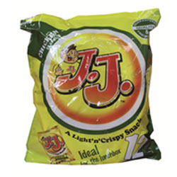 Jj chicken snacks - 180g thumbnail