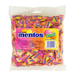 Mentos - individually wrapped thumbnail