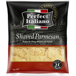 Shaved Parmesan - Perfect Italiano - 1kg thumbnail