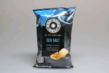 Red Rock Deli chips - 165g thumbnail