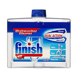Finish dishwasher cleaner - 250ml thumbnail