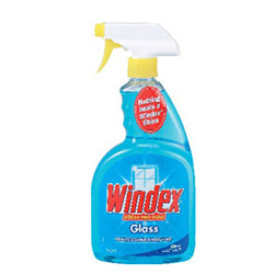 Windex blue spray - 750ml thumbnail
