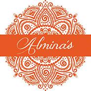 Almina's on Gawler logo