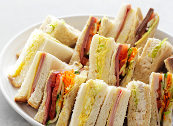 Assorted sandwich thumbnail