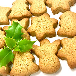 Gingerbread friends - mini thumbnail