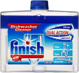 Finish dishwasher cleaner - 25mml thumbnail