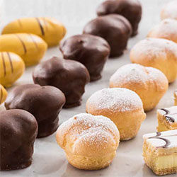 Desserts variety pack - Country chef thumbnail