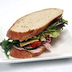 Rustic sandwich thumbnail