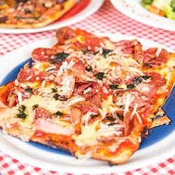 Arrivederci special pizza thumbnail