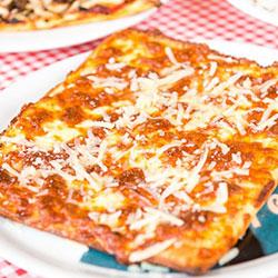 Focaccia pizza thumbnail