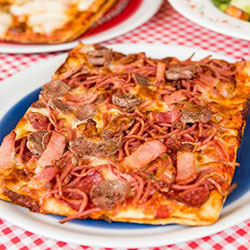 Forza roma pizza thumbnail