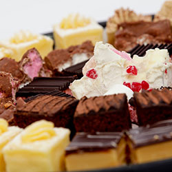 Assorted cakes and slices thumbnail
