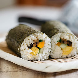 Sushi dietary options thumbnail