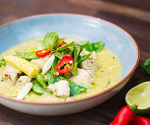 Thai green curry thumbnail