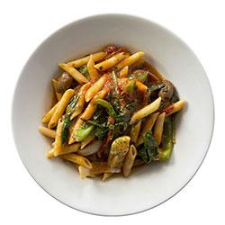 Vegetarian pasta thumbnail