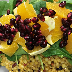 Israeli pearl cous cous salad thumbnail