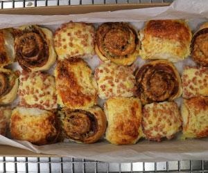 Mixed savoury platter thumbnail
