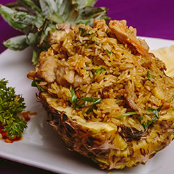 Seafood pineapple fried rice thumbnail