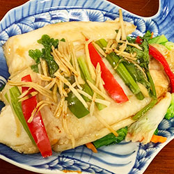 Steamed fish fillet thumbnail