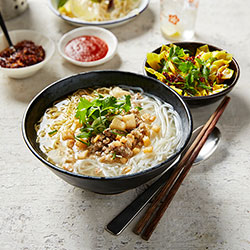 Wonton noodle soup thumbnail