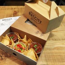 Burritos lunch box - serves 6 thumbnail
