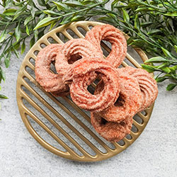 French cruller donuts box thumbnail