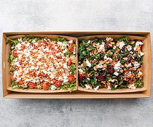 Duo salad shared box thumbnail
